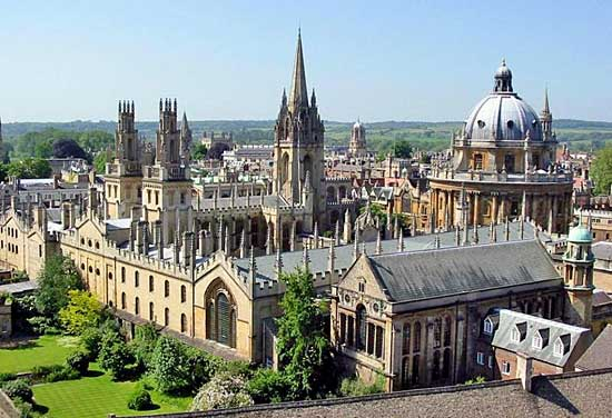Oxford university thesis archive
